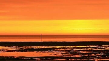 Pic of the Week: Sunset at Margate Beach, England