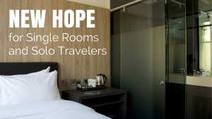 Single Rooms in London & New York: New Hope for Solo Travelers