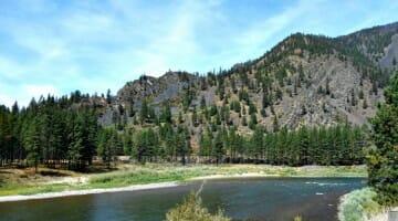 Solo Travel Destination: Idaho & Montana Road Trip