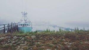 Pic of the Week: Wedgeport Dock, Nova Scotia