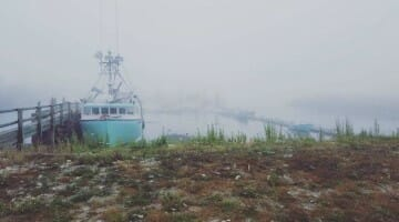 Pic of the Week: Wedgeport Dock, Nova Scotia