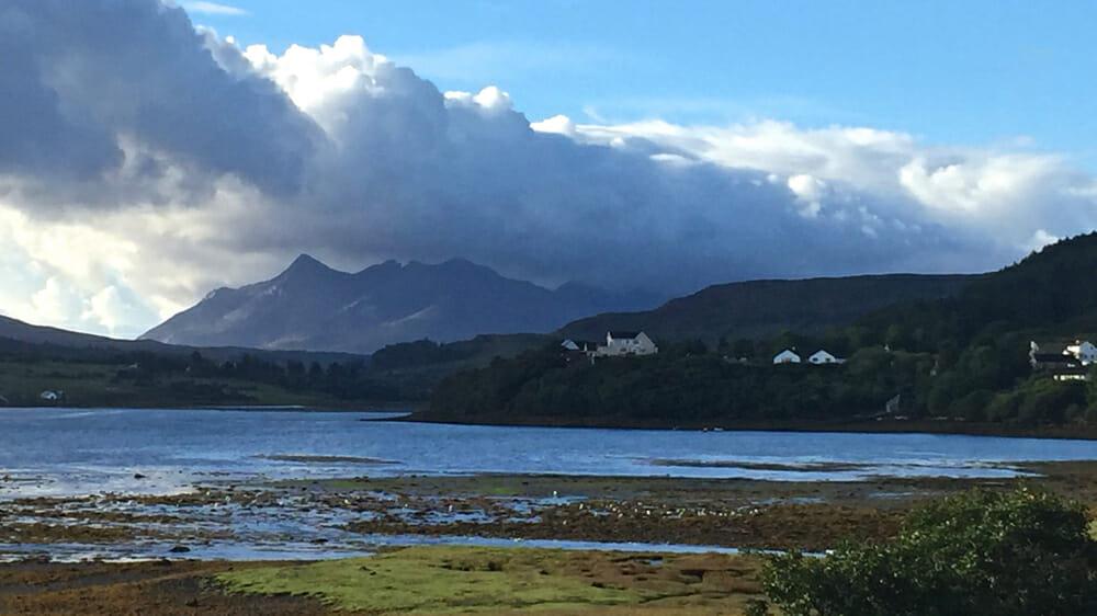 photo, image, Isle of Skye. solo travel mistakes