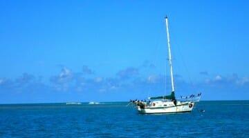 photo, image, sailboat, florida keys, usa
