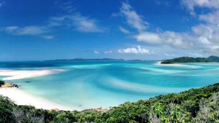 photo, image, water, whitsunday islands, gift of solo travel