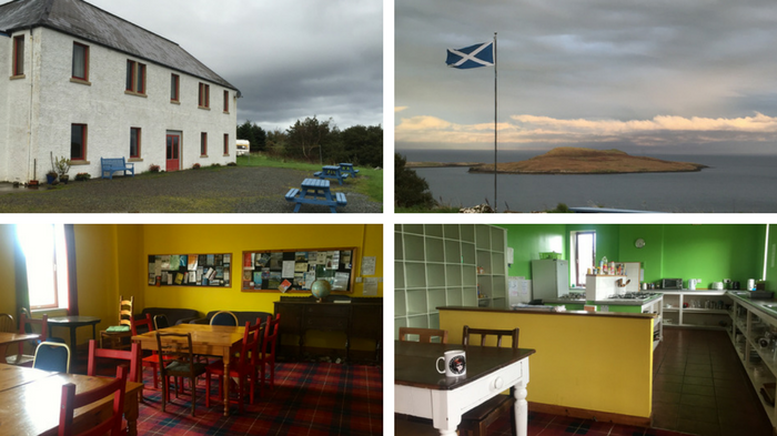 photo, image, Flodigarry hostel, isle of skye without a car