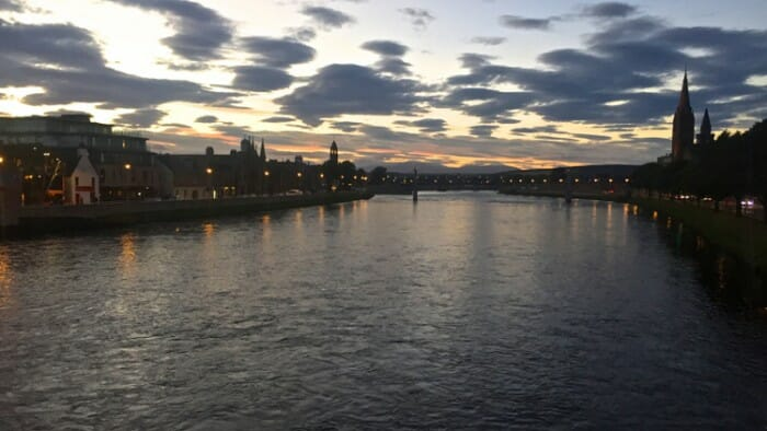 photo, image, river ness, inverness, scotland