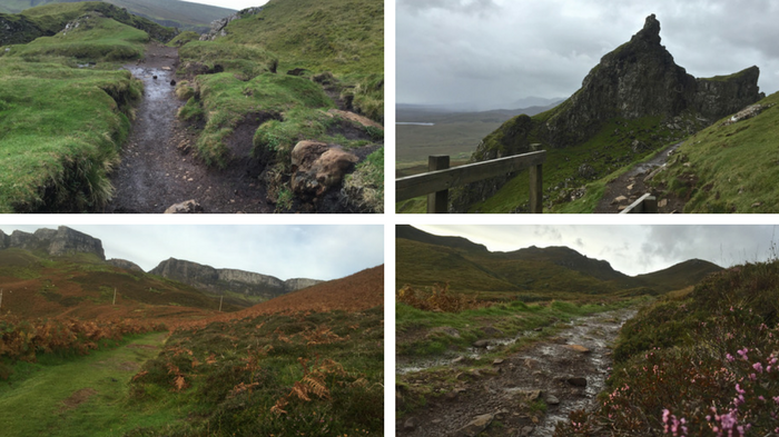 photo, image, walking paths, isle of skye without a car