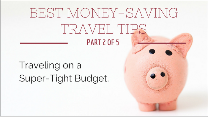 best budget travel advice