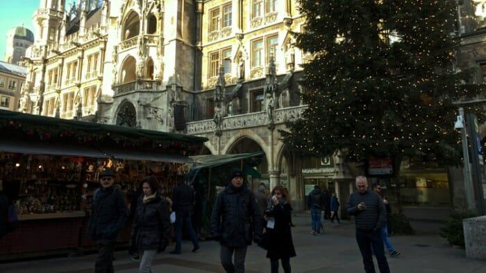 Marienplatz Market Christmas Market