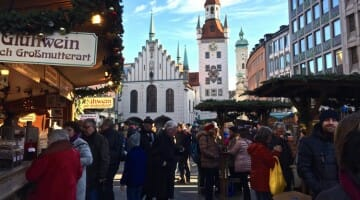 Christmas Markets in Munich: Perfect for Solo Travelers