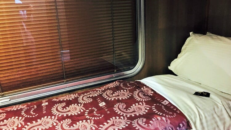 photo, image, cabin, solo aboard the ghan