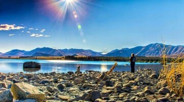 Pic of the Week: Lake Tekapo, New Zealand