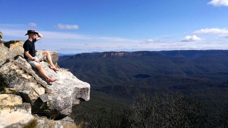 photo, image, blue mountains, australia