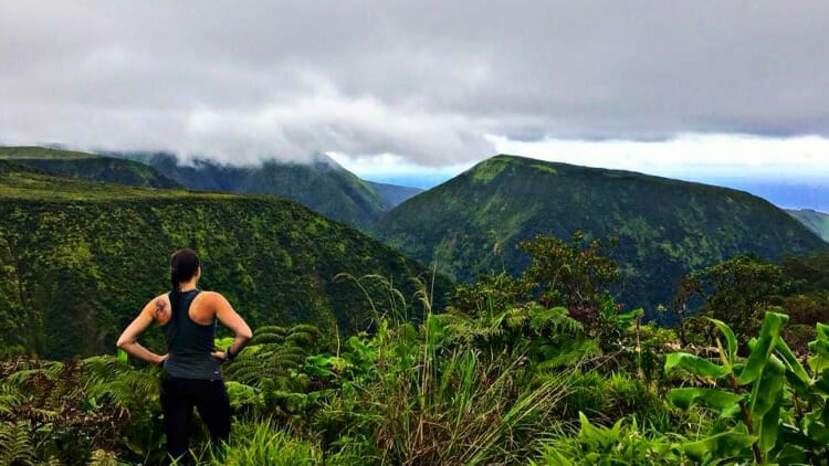 photo, image, woman, hawaii, best solo travel memories