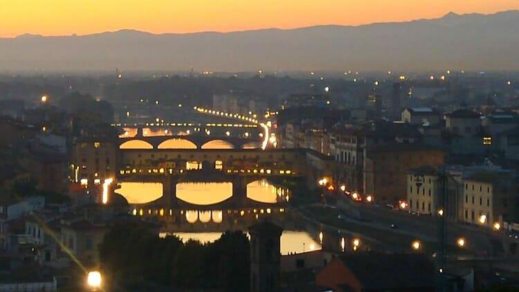photo, image, bridge, italy, best solo travel memories
