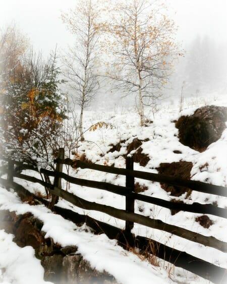 photo, image, snow, sarajevo, best solo travel memories