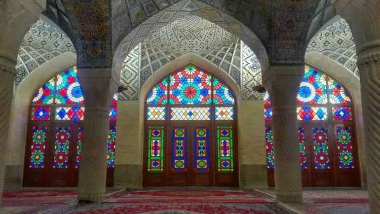 photo, image, mosque, iran, best solo travel memories