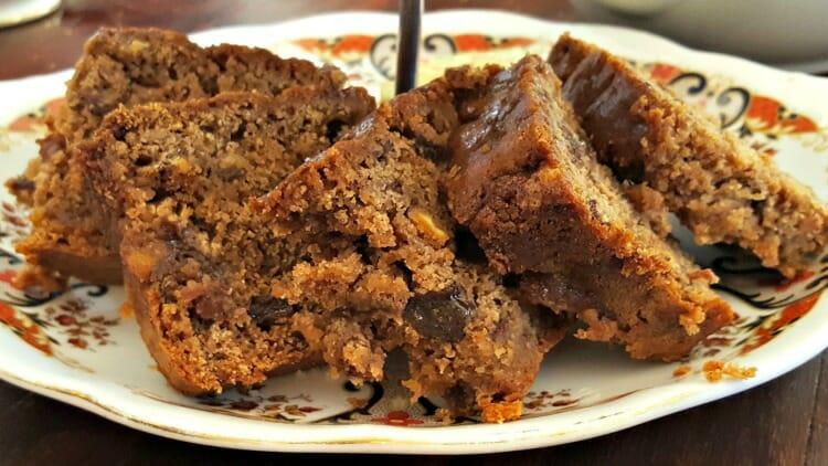 photo, image, bara brith, food of wales