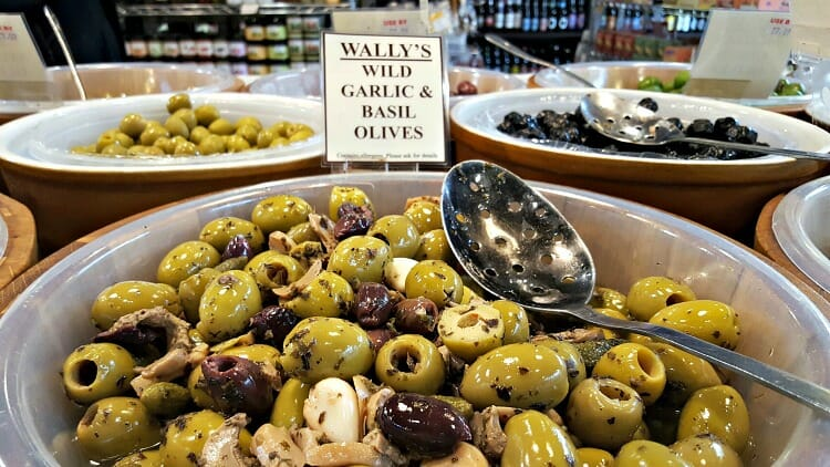 photo, image, olives, wall's delicatessen, food of wales