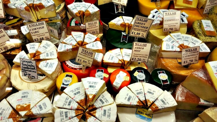 photo, image, cheese, wally's delicatessen, food of wales
