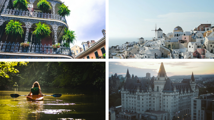 For the seoncd year in a row I've published what I consider to be the best budget destinations for solo travelers. The goal: to help people take their well-deserved vacation time no matter what their income.