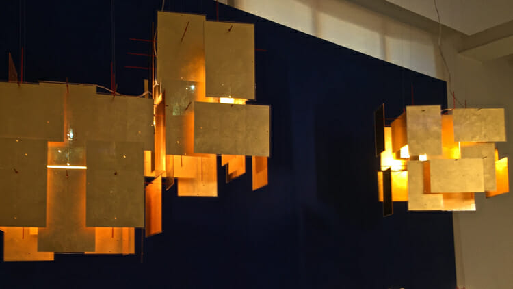 Ingo Maurer\'s Munich Showroom: The Light at the End of the Alley