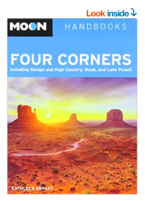 four corner states guide book