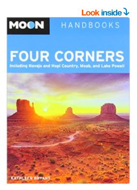 four corner states guide book