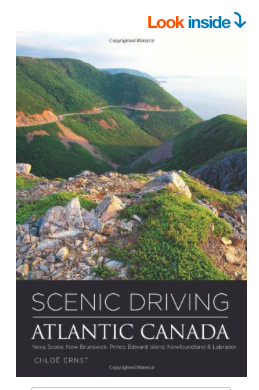 scenic drives maritime provinces