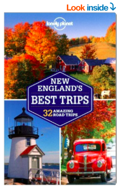 new England guide book