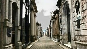 Pic of the Week: Recoleta Cemetery, Buenos Aires