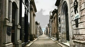 photo, image, recoleta cemetery, buenos aires, argentina