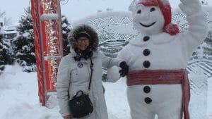Quebec City Carnival and How to Dress for Cold Weather
