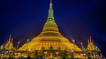 Solo Travel Destination: Naypyidaw, Myanmar