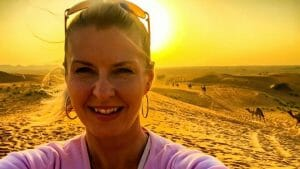 Pic of the Week: Dubai Desert Selfie