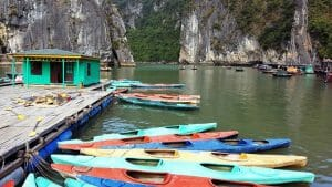 Solo Travel Destination: Ha Long Bay, Vietnam