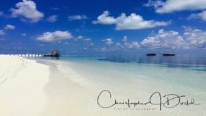 Pic of the Week: On the Beach in Maldives