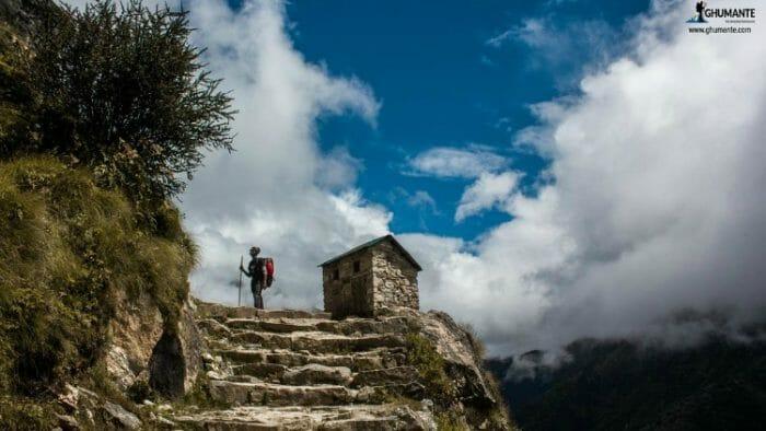 photo, image, trekking everest