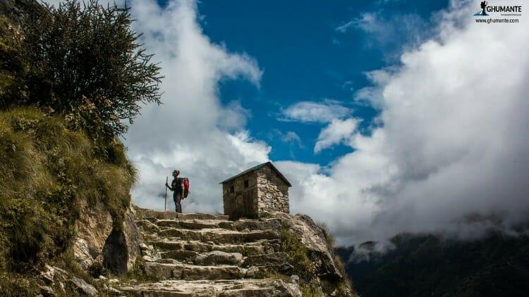 Pic of the Week: Trekking Everest, Nepal