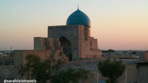 A Land of Turquoise Domes: Solo Travel in Uzbekistan