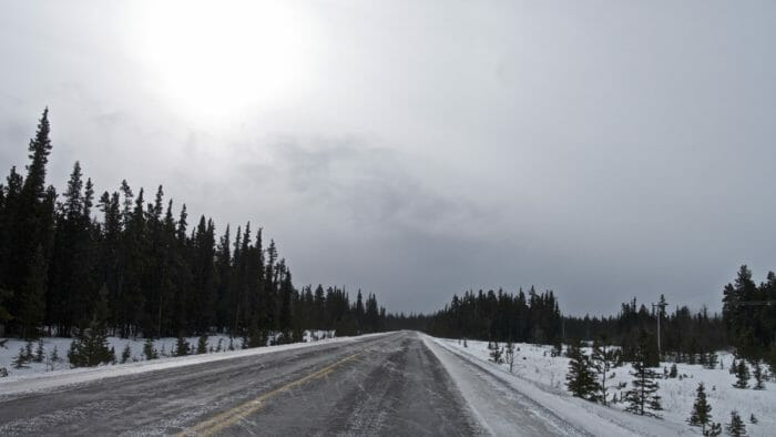 photo, image, road, solo travel to whitehorse