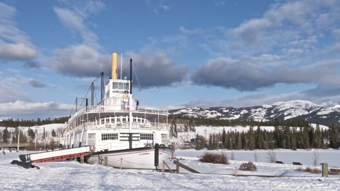 photo, image, ss klondike, solo travel to whitehorse