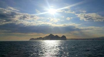 photo, image, sunset, cabo san lucas, mexico
