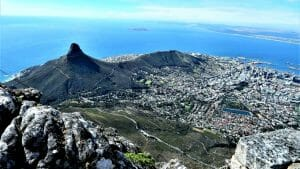 Pic of the Week: View from Table Mountain, South Africa