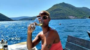 Pic of the Week: Cheers from Perast, Montenegro