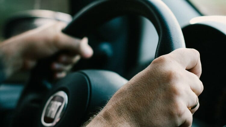 photo, image, steering wheel, solo travel safety mistake
