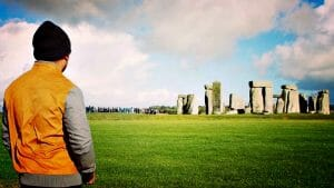 Pic of the Week: Gazing at Stonehenge