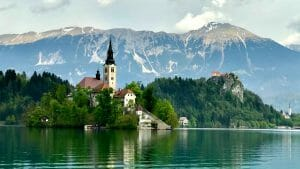 Pic of the Week: Lake Bled, Slovenia