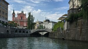 Two Sides of Ljubljana: Historic and Alternative