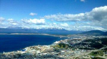 photo, image, landscape, Ushuaia, argentina